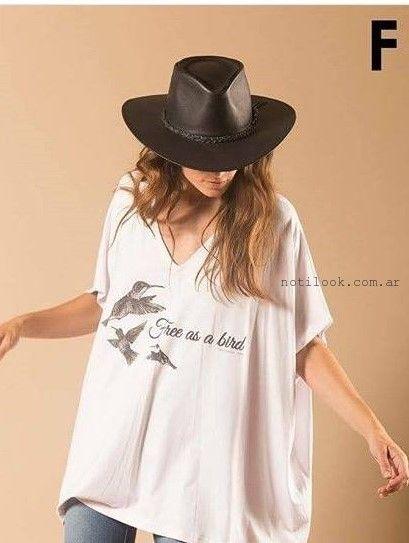 Look con sombreros para mujer invierno 2016 By Compañia de Sombreos ... 57a21c64b60
