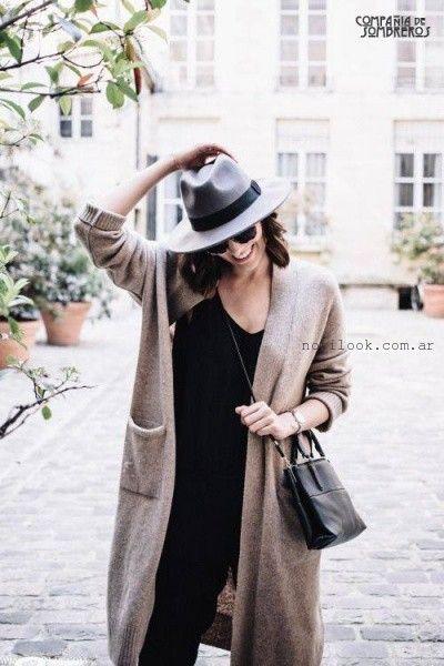 sombreros para mujer invierno 2016 compañia de sombreros