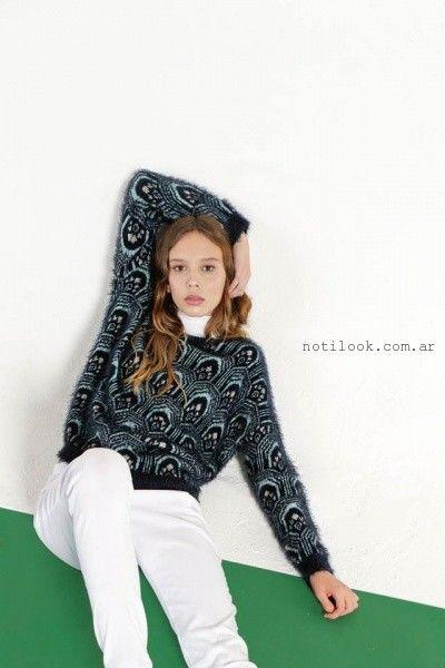 sweater juveniles rie invierno 2016