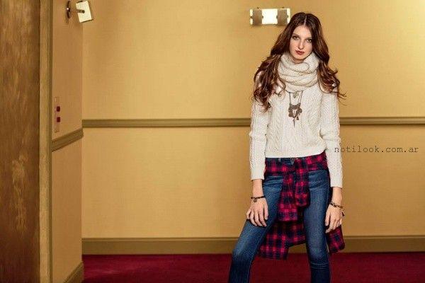 tejidos Scombro Jeans invierno 2016