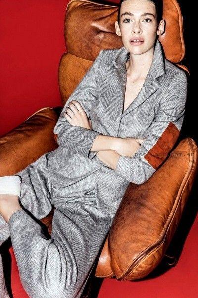 traje para mujer Graciela Naum invierno 2016