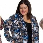 Syes invierno 2016 – blusas y remeras en talles grandes