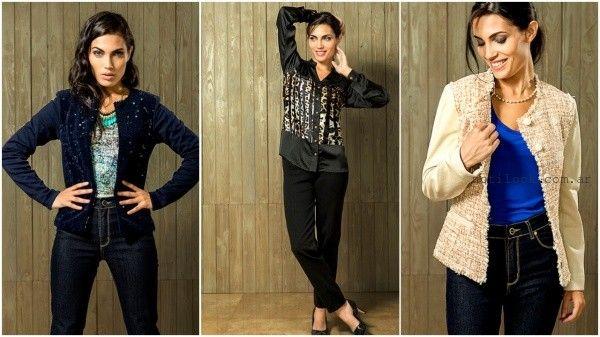 Veramo invierno 2016 moda para señoras