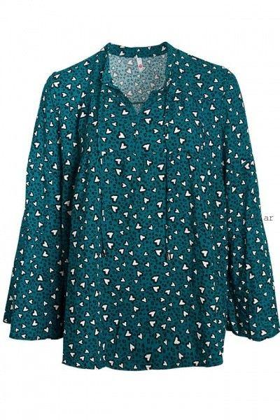 blusa talles grandes  Syes invierno 2016