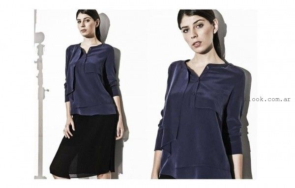blusas  Giesso mujer invierno 2016