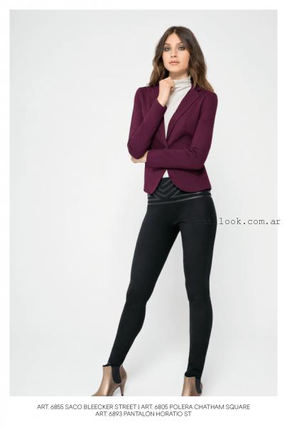 calzas negras Mab invierno 2016