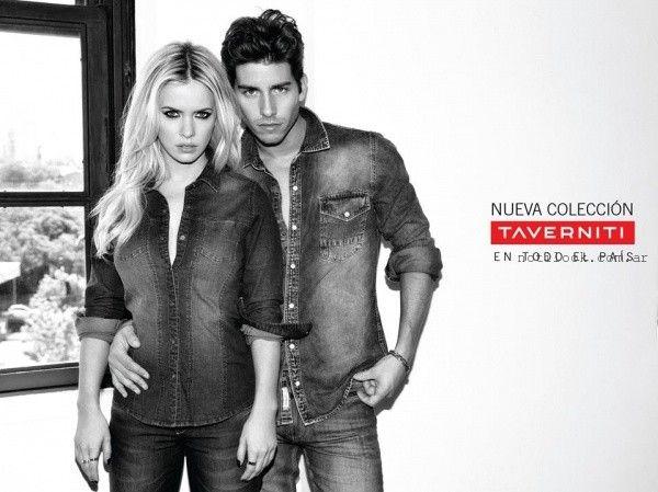 camisas de jeans para mujer  Taverniti jeans invierno 2016