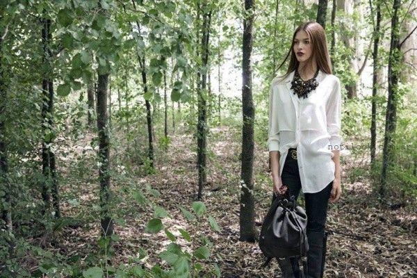 camisas para mujer Teresa Calandra invierno 2016