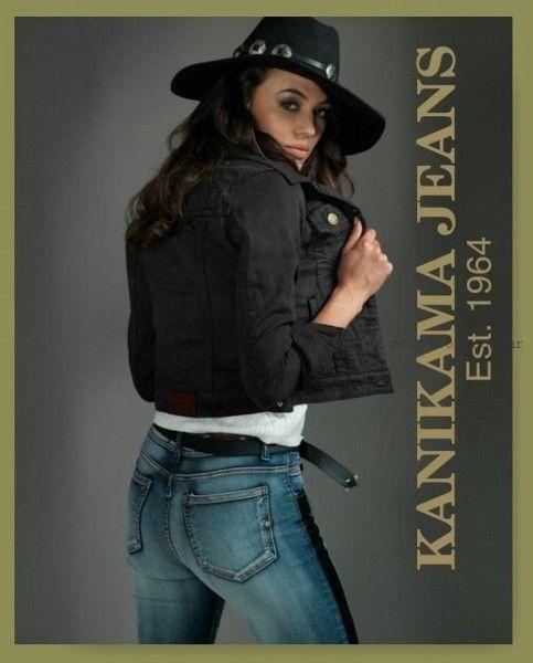 camperas denim Kanikama Jeans invierno 2016