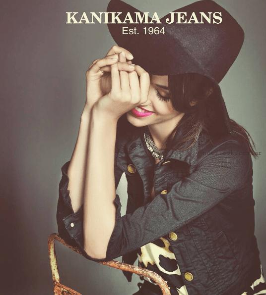 chaqueta Kanikama Jeans invierno 2016