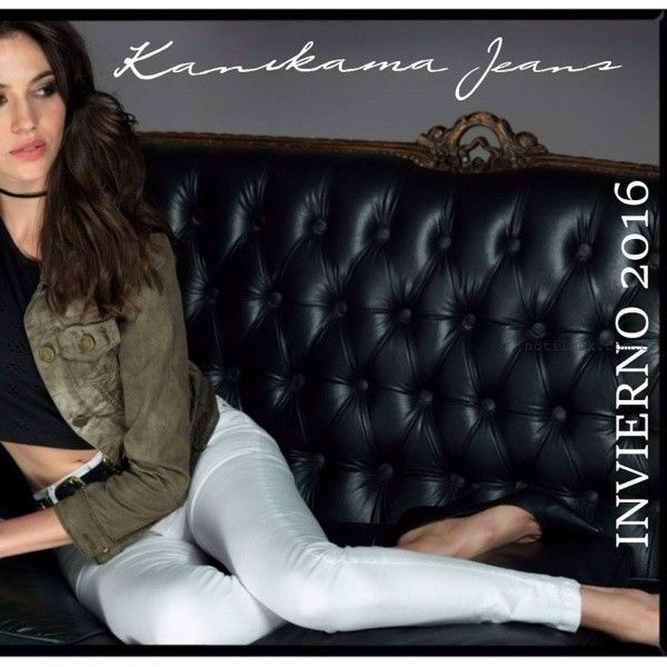 jeans blanco Kanikama Jeans invierno 2016