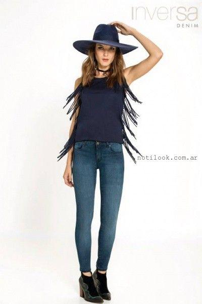 jeans elastizados invierno 2016