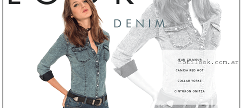 look total denim inversa invierno 2016