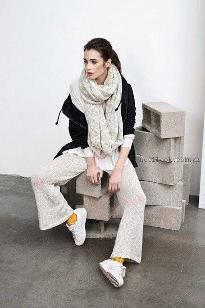 pantalon tejido  System Basic invierno 2016