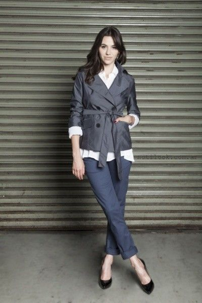 trench impermeable  Sail invierno 2016