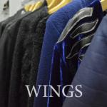 Abrigos Wings invierno 2016
