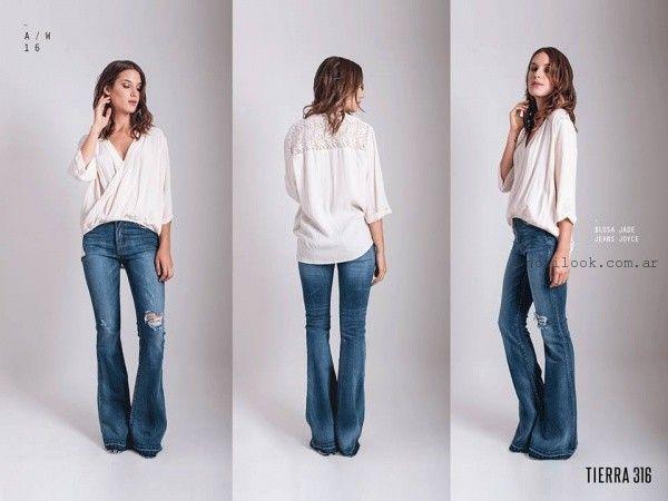 jeans roto oxford Tierra 316 invierno 2016