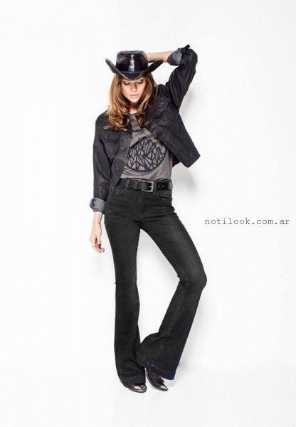 jrsnd oxgord y chaqueta de jeans Soulfly concept invierno 2016