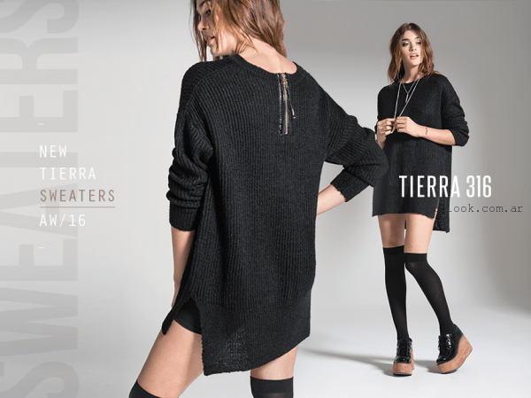 sweater Tierra 316 invierno 2016