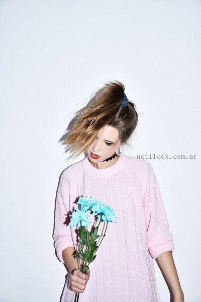 sweater mujer estate atenta otoño invierno 2016