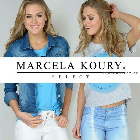 Adelanto moda informal verano 2017 - Marcela Koury Select