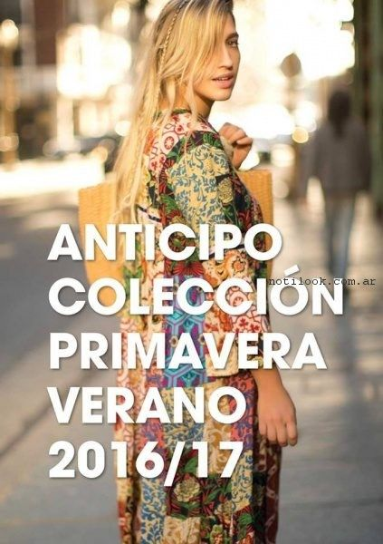 Anticipo Moda Ver Mujeres Apasionadas verano 2017