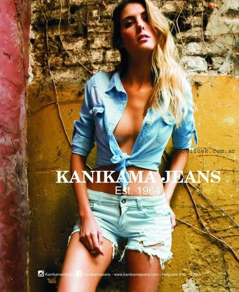 Kanikama Jeans primavera verano 2017 - look verano