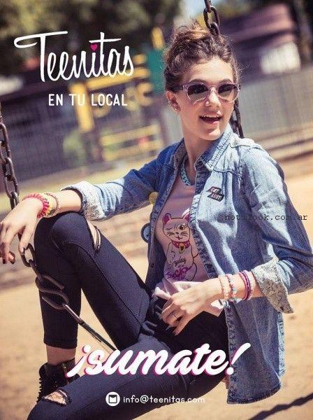 anticipo Teenitas verano 2017