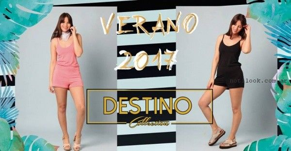 destino collection primavera verano 2017
