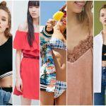 Tendencias de moda primavera verano 2017 – Argentina
