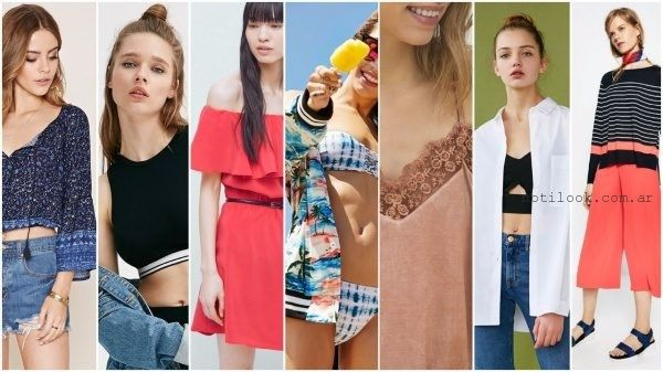 tendencia moda urbana primavera verano 2017 - argentina