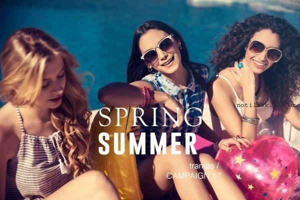 moda juvenil tramps primavera verano 2017