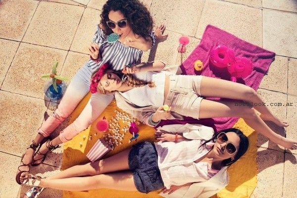 moda teen tramps primavera verano 2017