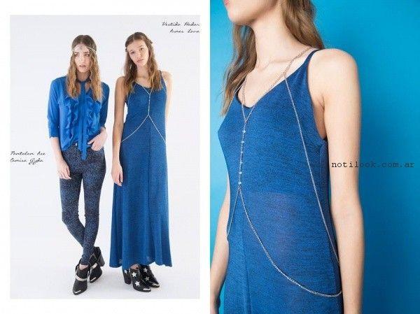 vestidos de dia la cofradia primavera verano 2017