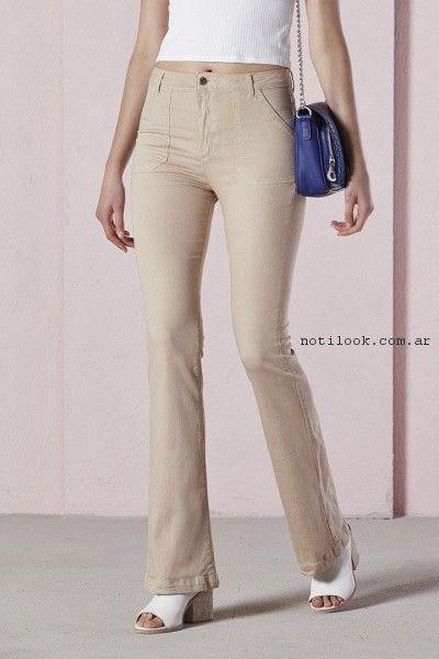 Vitamina Jeans color primavera verano 2017