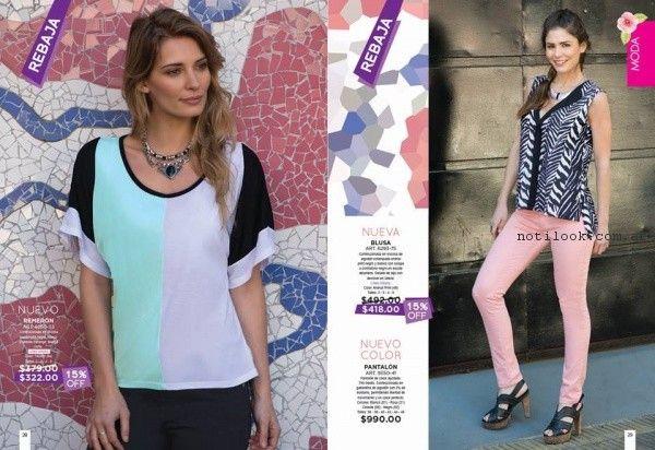 blusas juana bonita primavera verano 2017