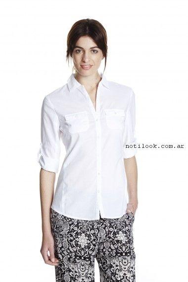 camisas para mujer yagmour primavera verano 2017