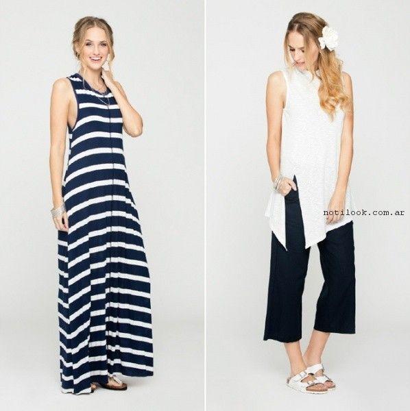 estilo marinero primavera verano 2017 - Nucleo moda