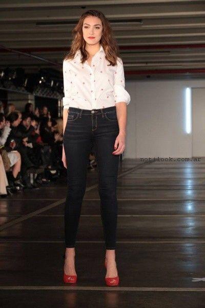 jeans las oreiro 2017