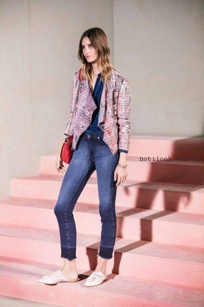 look en jeans Vitamina primavera verano 2017