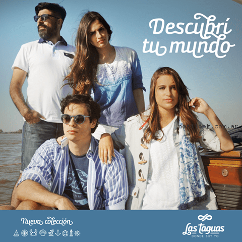 look informal las taguas primavera verano 2017