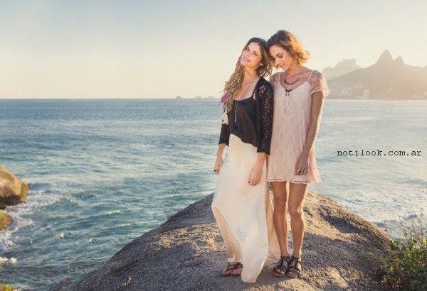 moda noche  verano 2017 - Rimmel