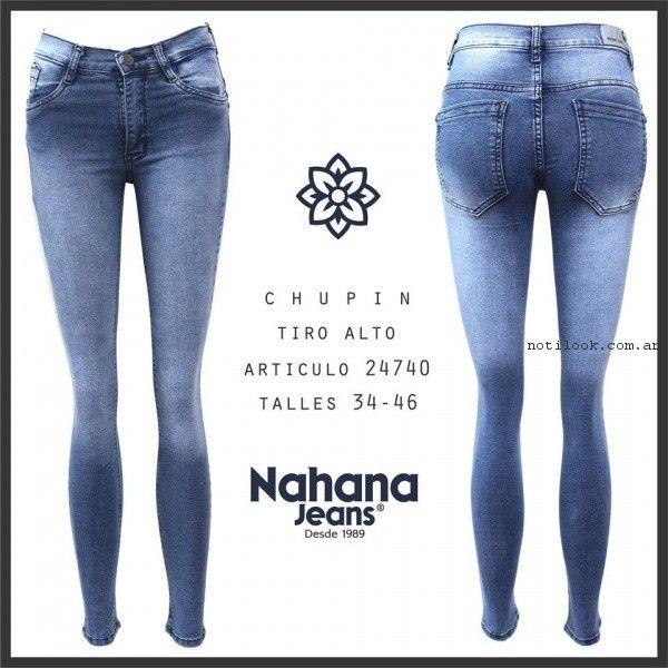 nahana jeans gastados primavera verano 2017