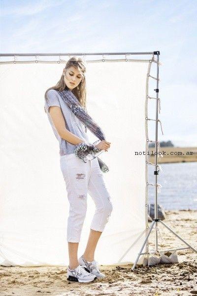 outfit informal  verano 2017 - TUCCI