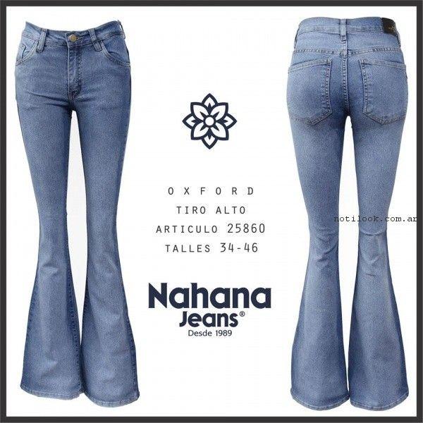 oxford nahana jeans primavera verano 2017
