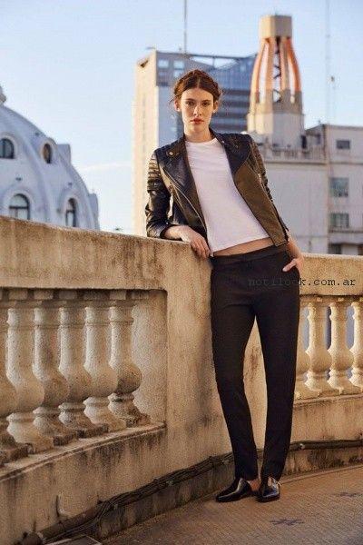pantalones de vestir Paula Cahen D'Anvers primavera verano 2017