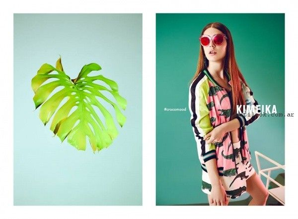 ropa para teenager verano 2017 - Kimeika