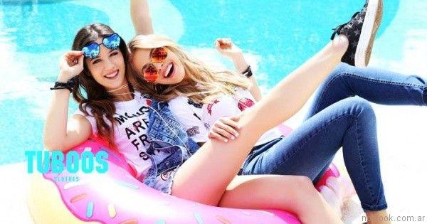 tuboos moda para teenager primavera verano 2017