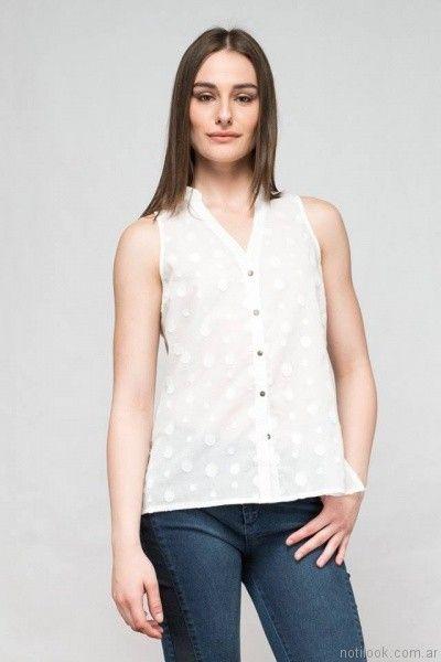 camisa musculosa kill primavera verano 2017