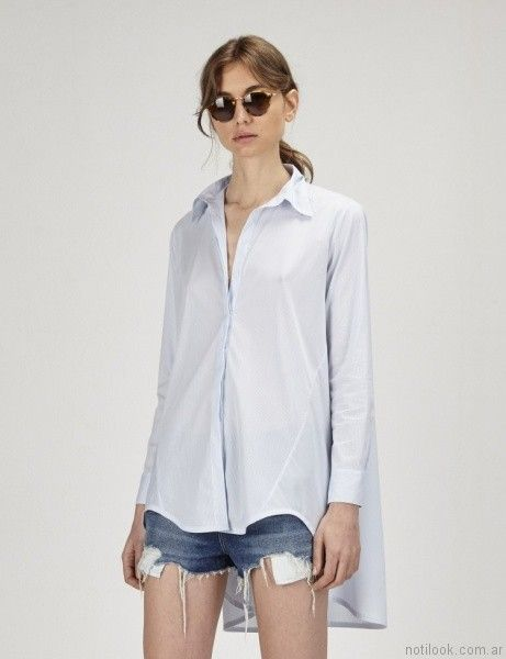 camisas para mujer ginebra primavera verano 2017 copia